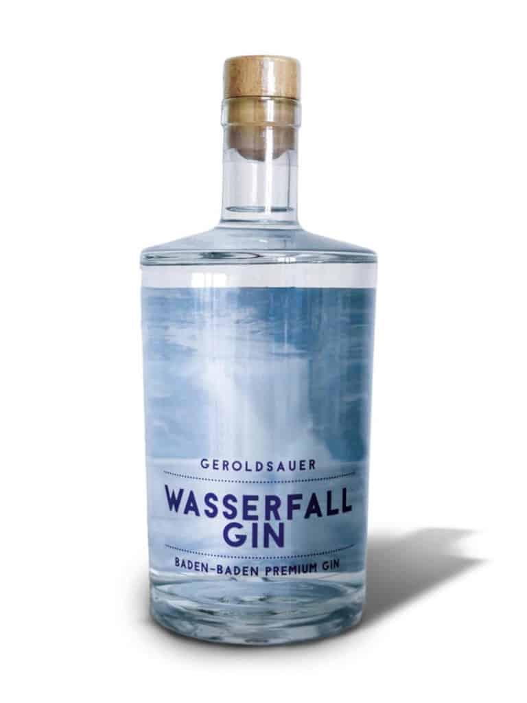 Wasserfall Gin