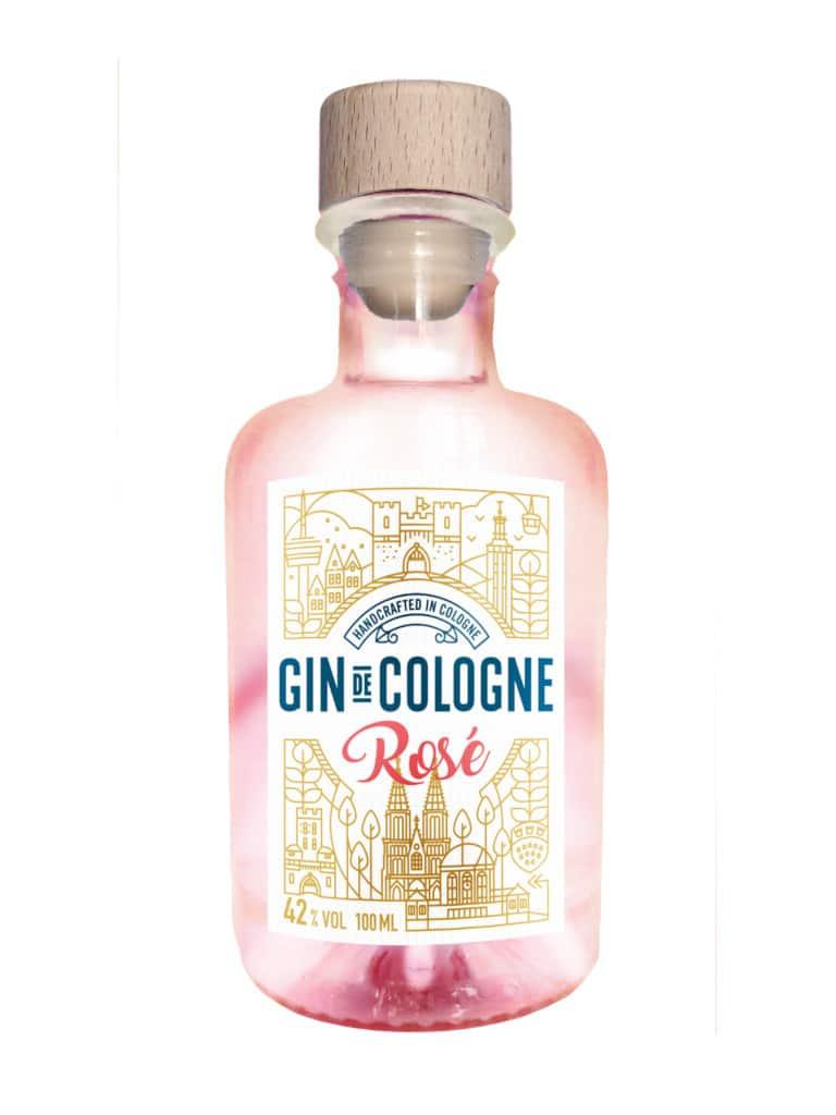 Gin de Cologne Rose 100ml