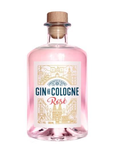 Gin de Cologne Rose 500ml