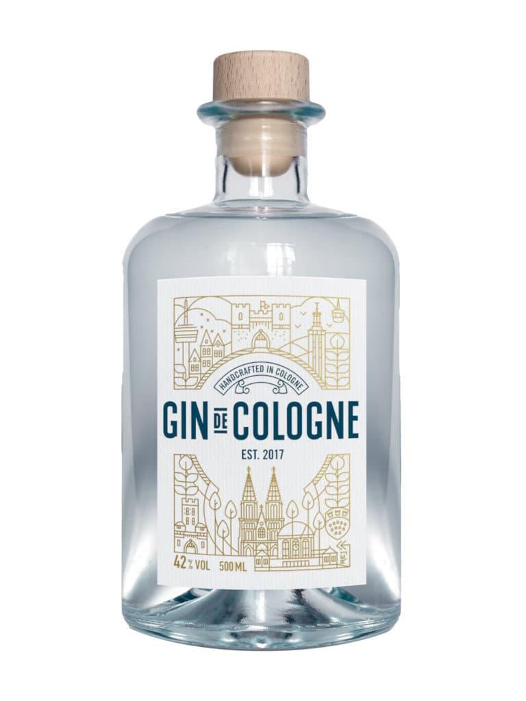 Gin de Cologne Classic 500ml