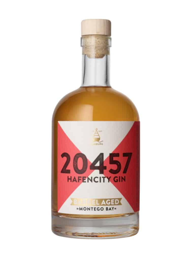 Hafencity Gin Barrel Aged »Montego Bay«