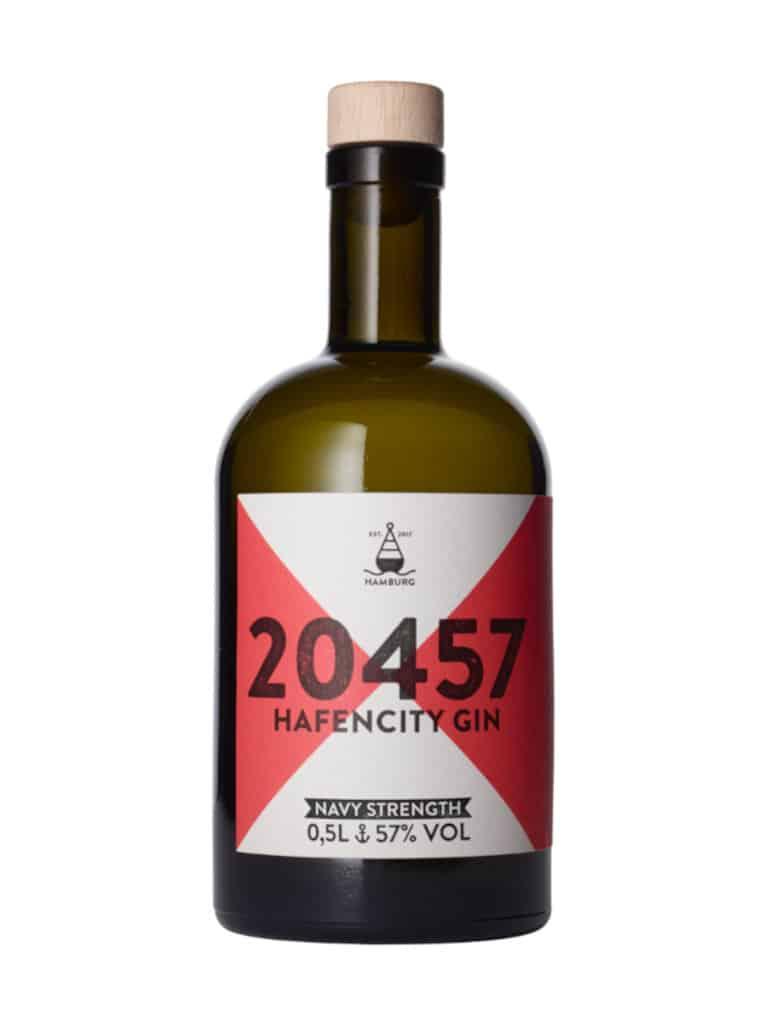 Hafencity Gin Navy Strength