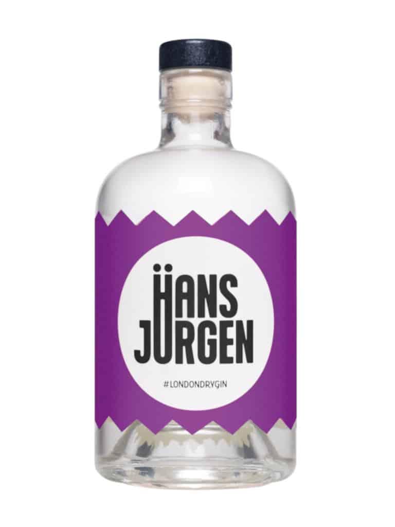 Hans Jürgen Gin - Eiszeit