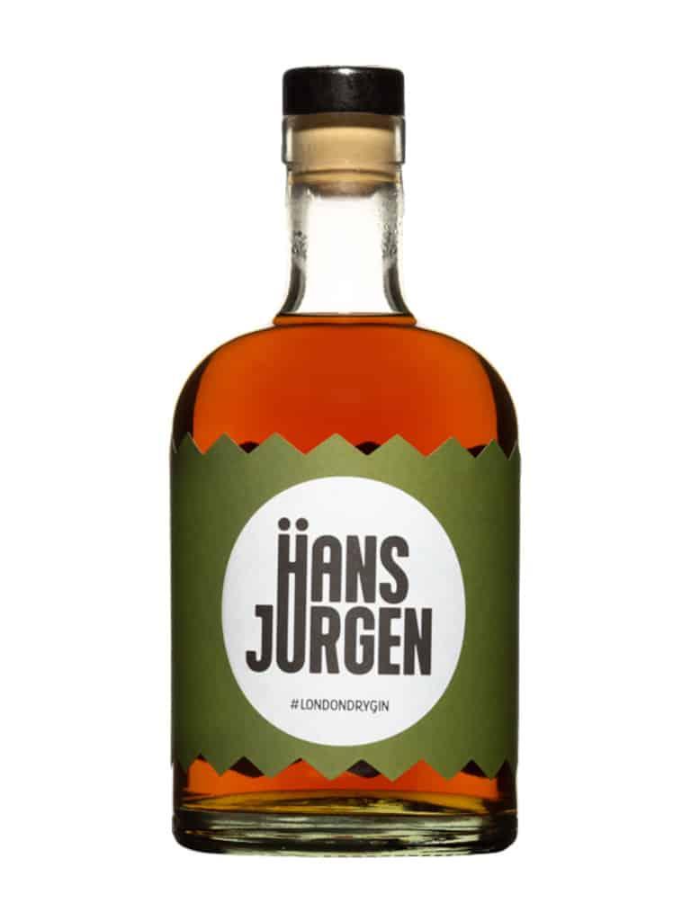 Hans Jürgen Gin - Fass Edition