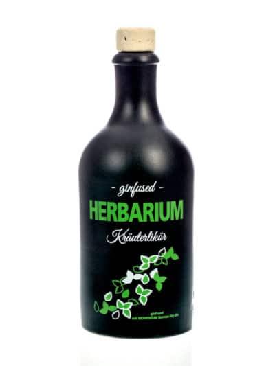 HERBARIUM Kräuterlikör ginfused