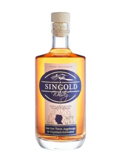 Singold Single Grain Port Finish