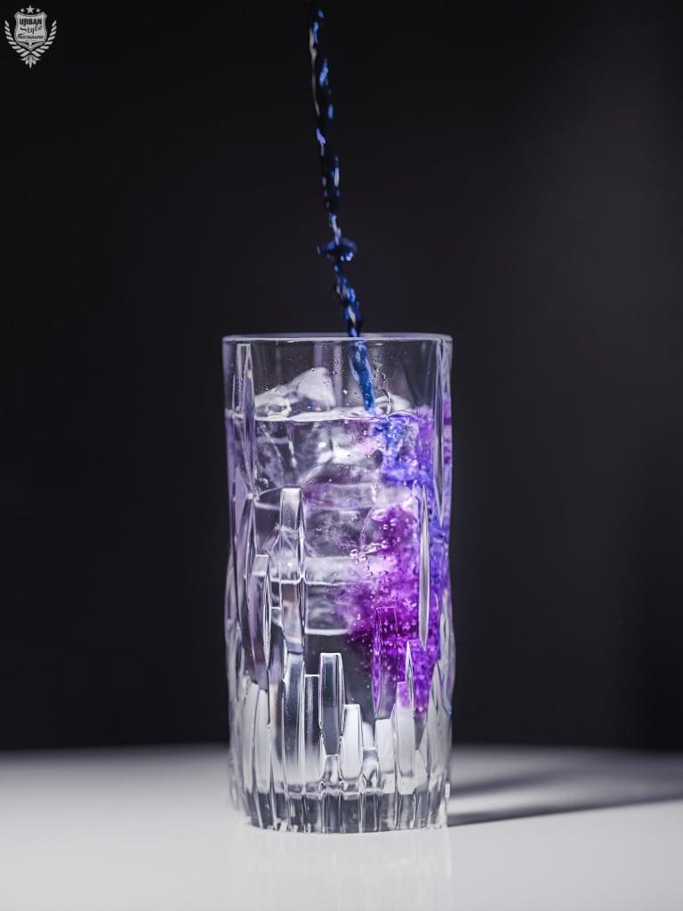 Tinte Gin- Farben Effect