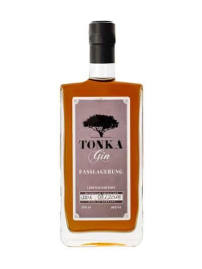 Tonka Gin Fasslagerung