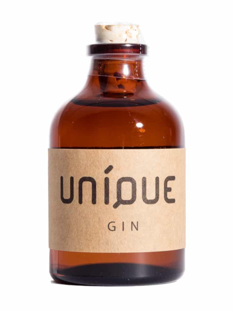 UNIQUE Gin - Miniatur
