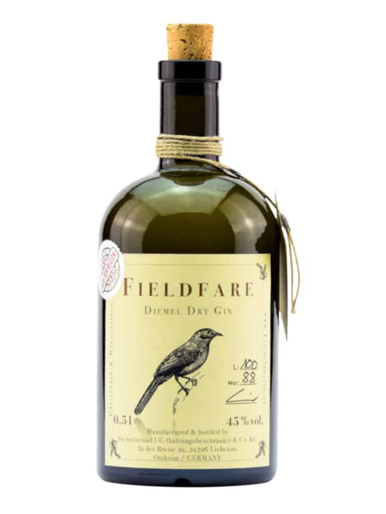 Fieldfare Diemel Dry Gin