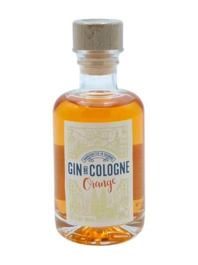 Gin de Cologne Orange Miniatur